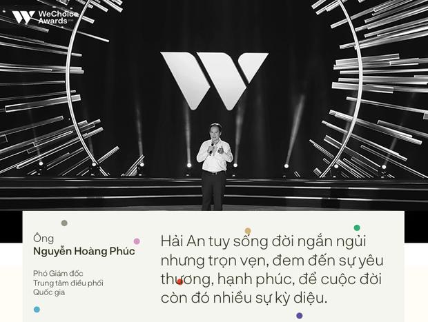 Những khoảnh khắc đáng nhớ nhất trên sân khấu Gala WeChoice Awards 2018 - Ảnh 4.