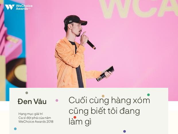 Những khoảnh khắc đáng nhớ nhất trên sân khấu Gala WeChoice Awards 2018 - Ảnh 8.