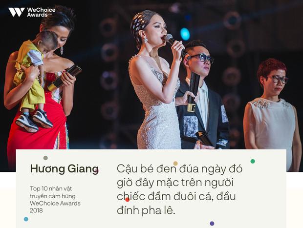 Những khoảnh khắc đáng nhớ nhất trên sân khấu Gala WeChoice Awards 2018 - Ảnh 6.