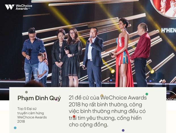 Những khoảnh khắc đáng nhớ nhất trên sân khấu Gala WeChoice Awards 2018 - Ảnh 10.