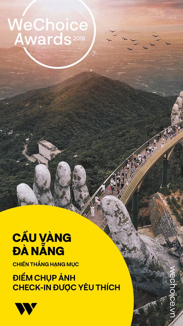 Cầu Vàng Đà Nẵng chính là điểm chụp ảnh check-in được yêu thích nhất 2018 - Ảnh 6.