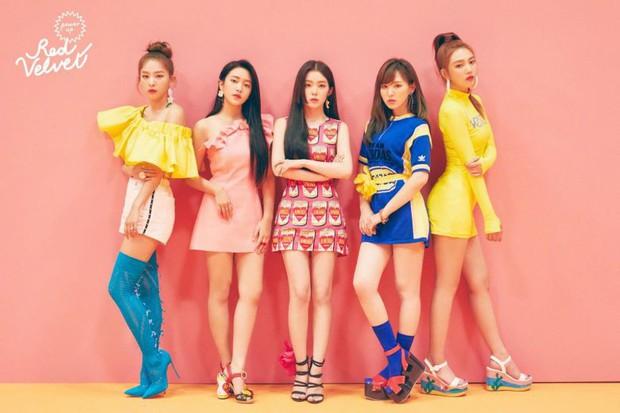 Top girlgroup hot nhất tháng 1: Đây là số phận của Black Pink bên cạnh đối thủ TWICE, Red Velvet sau tin Jennie hẹn hò! - Ảnh 4.