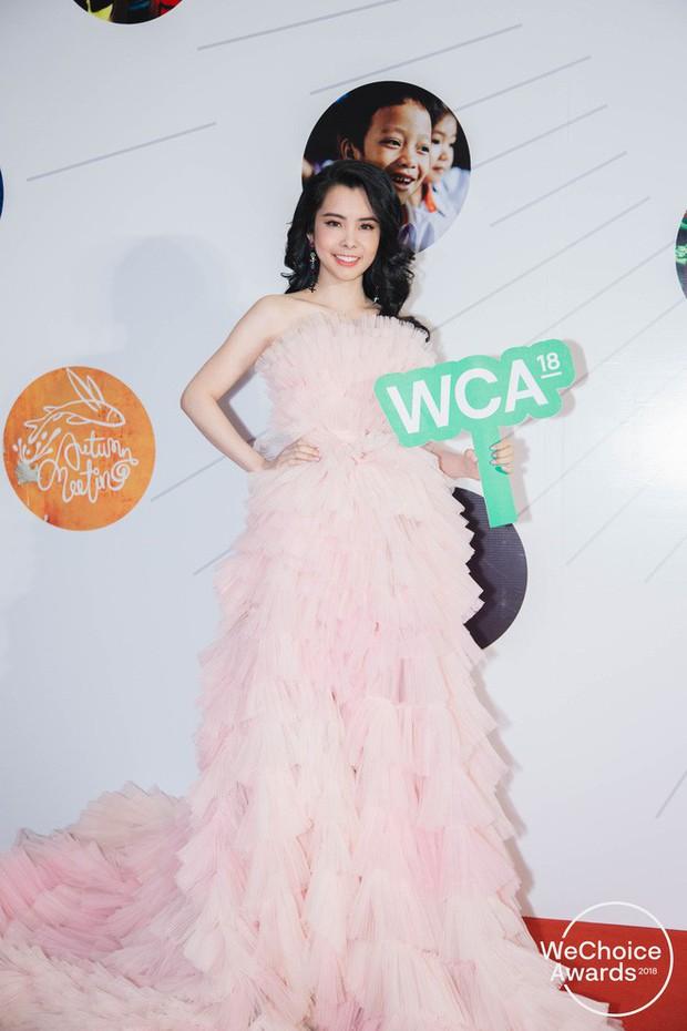 Màn đọ sắc cực gắt của dàn Hoa hậu đình đám nhất Vbiz trên thảm đỏ WeChoice: Sang chảnh và đỉnh cao là đây! - Ảnh 32.