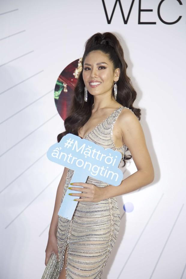 Màn đọ sắc cực gắt của dàn Hoa hậu đình đám nhất Vbiz trên thảm đỏ WeChoice: Sang chảnh và đỉnh cao là đây! - Ảnh 22.