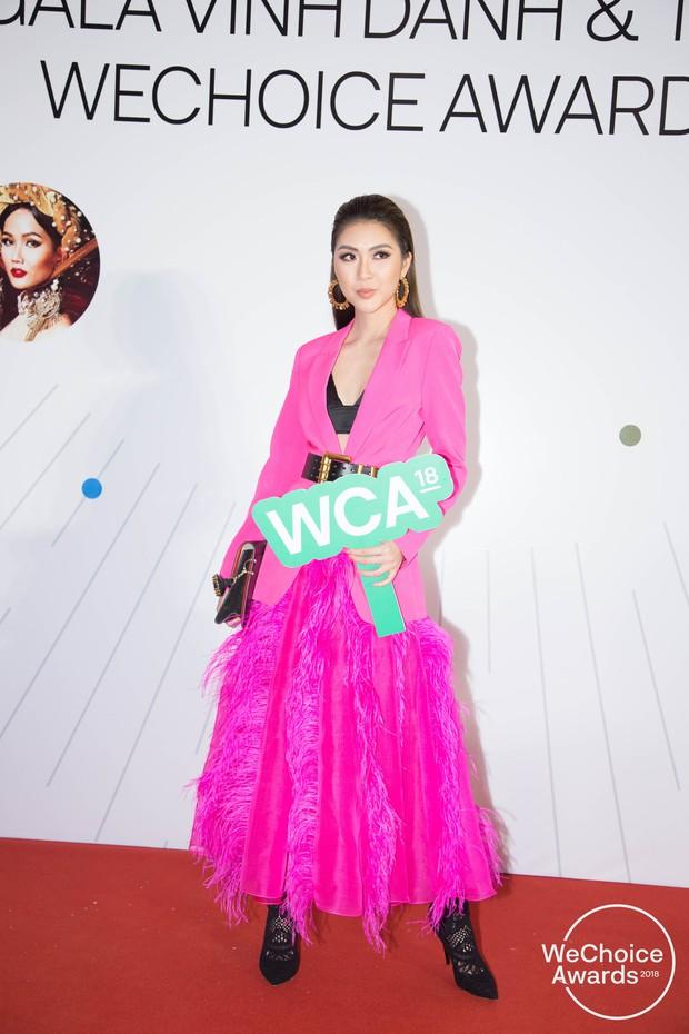 Màn đọ sắc cực gắt của dàn Hoa hậu đình đám nhất Vbiz trên thảm đỏ WeChoice: Sang chảnh và đỉnh cao là đây! - Ảnh 29.