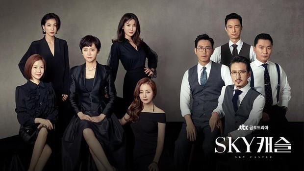 """Sky Castle: Bức tranh chân thực về cuộc chiến khốc liệt mang tên """"thi đại học"""" của học sinh Hàn Quốc - Ảnh 1."""