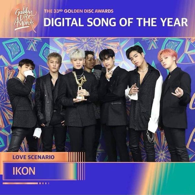 Tranh cãi thái độ bĩu môi của Bobby và B.I (iKON) khi xem clip BTS xuất hiện tại Golden Disc Awards 2019 - Ảnh 7.