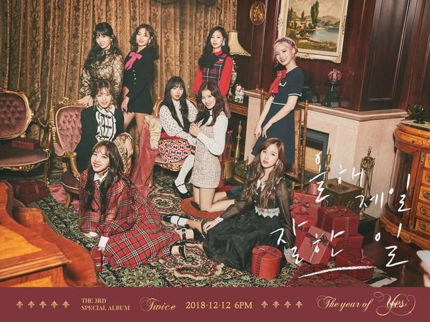 Top girlgroup hot nhất tháng 1: Đây là số phận của Black Pink bên cạnh đối thủ TWICE, Red Velvet sau tin Jennie hẹn hò! - Ảnh 3.