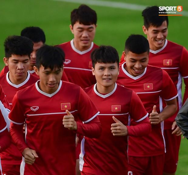 Quên AFF Cup 2018, tuyển Việt Nam tự xác định là đội yếu nhất bảng D Asian Cup 2019 - Ảnh 2.
