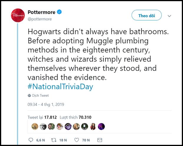 """Sự thật """"đáng sợ"""" về thế giới phù thủy Harry Potter, các pháp sư hùng mạnh... """"đi nặng"""" ra sao? - Ảnh 1."""