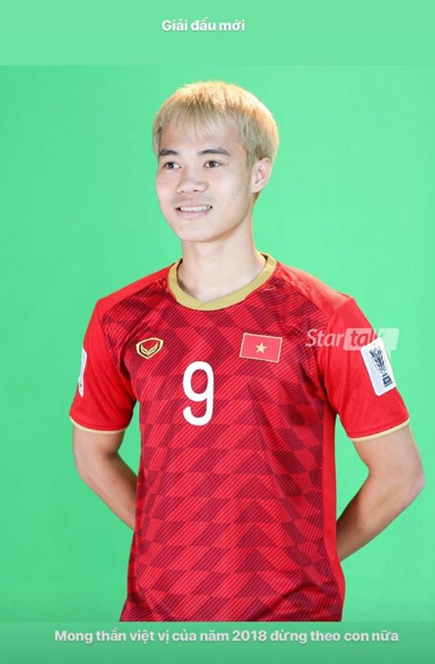 Điều ước của Văn Toàn trước thềm Asian Cup 2019 khiến fan chạnh lòng - Ảnh 1.