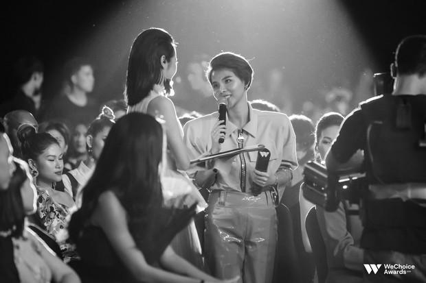 Nghệ sĩ Việt bày tỏ cảm xúc sau đêm Gala WeChoice Awards 2018: Vỡ oà xúc động, hạnh phúc vì những câu chuyện đầy ý nghĩa! - Ảnh 3.