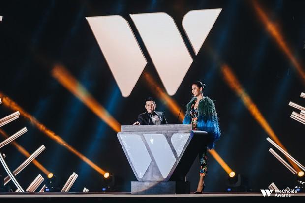 Nghệ sĩ Việt bày tỏ cảm xúc sau đêm Gala WeChoice Awards 2018: Vỡ oà xúc động, hạnh phúc vì những câu chuyện đầy ý nghĩa! - Ảnh 6.