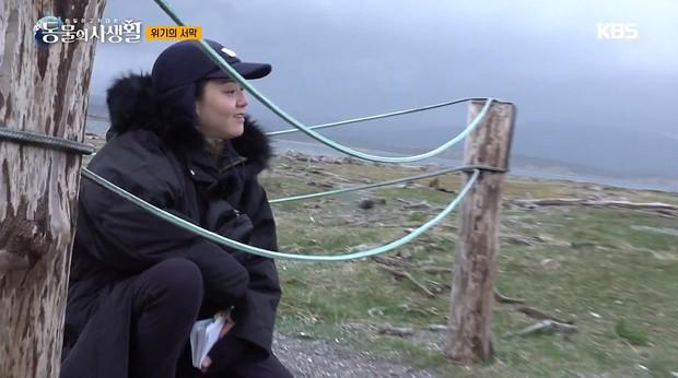 Từng được tung hô là yêu tinh hack tuổi, Moon Geun Young gây sốc vì tăng cân và già nua sau thời gian vắng bóng - Ảnh 1.