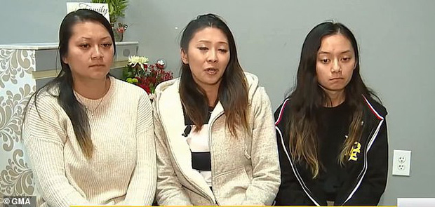 Mẹ của nghi phạm tông chết chủ tiệm nail gốc Việt cầu xin con gái ra đầu thú - Ảnh 4.