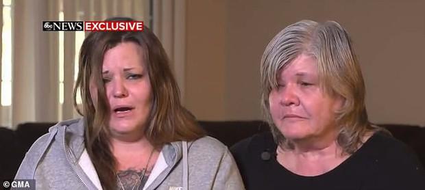 Mẹ của nghi phạm tông chết chủ tiệm nail gốc Việt cầu xin con gái ra đầu thú - Ảnh 1.