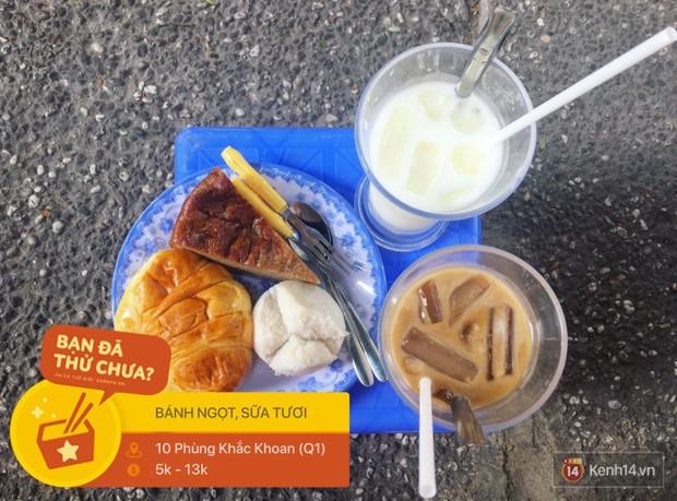 Sài Gòn có những combo ăn sáng kinh điển phải đi tay trong tay, bạn thử bao nhiêu trong số này rồi? - Ảnh 4.
