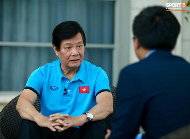 Quên AFF Cup 2018, tuyển Việt Nam tự xác định là đội yếu nhất bảng D Asian Cup 2019 - Ảnh 1.