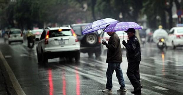 Xuất hiện khối không khí lạnh mới, Hà Nội có mưa rào từ đêm nay - Ảnh 1.