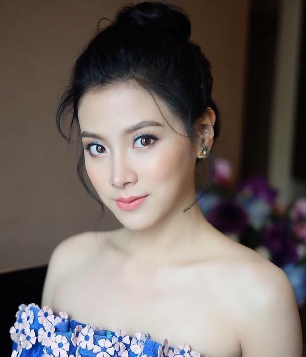 Top mỹ nhân đình đám Thái Lan sở hữu chiếc mũi cực phẩm, khiến chị em phụ nữ ghen tị và khao khát nhất - Ảnh 15.