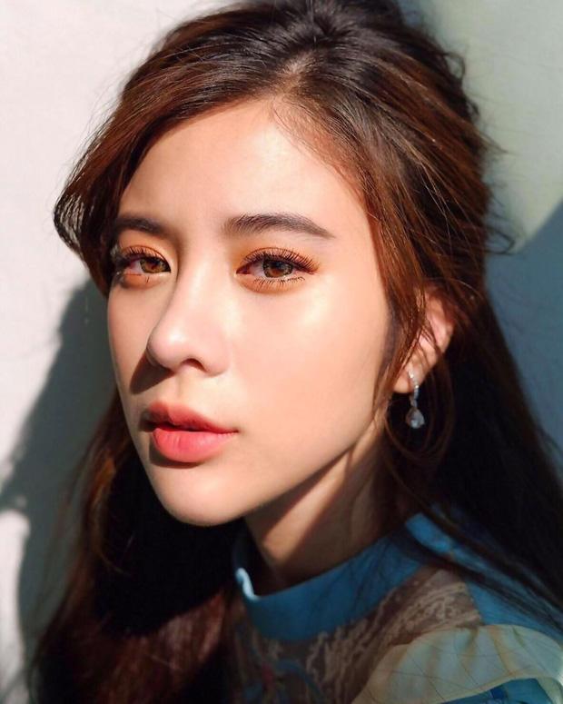 Top mỹ nhân đình đám Thái Lan sở hữu chiếc mũi cực phẩm, khiến chị em phụ nữ ghen tị và khao khát nhất - Ảnh 18.