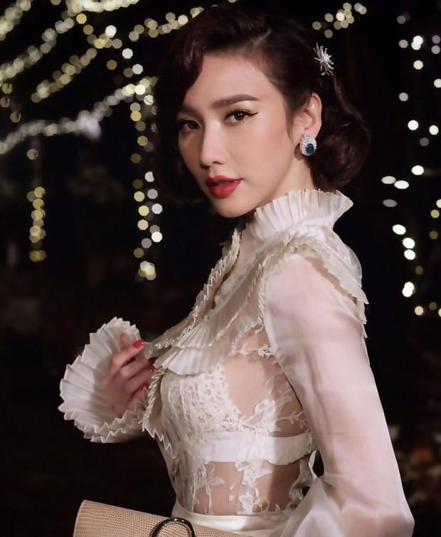 Top mỹ nhân đình đám Thái Lan sở hữu chiếc mũi cực phẩm, khiến chị em phụ nữ ghen tị và khao khát nhất - Ảnh 3.