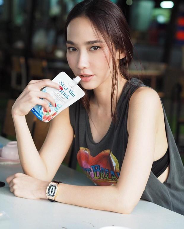 Top mỹ nhân đình đám Thái Lan sở hữu chiếc mũi cực phẩm, khiến chị em phụ nữ ghen tị và khao khát nhất - Ảnh 4.