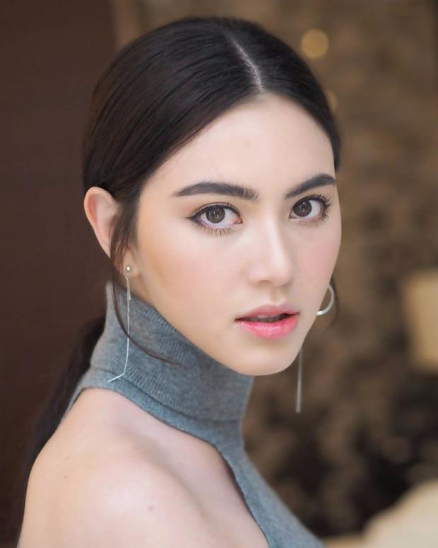Top mỹ nhân đình đám Thái Lan sở hữu chiếc mũi cực phẩm, khiến chị em phụ nữ ghen tị và khao khát nhất - Ảnh 5.
