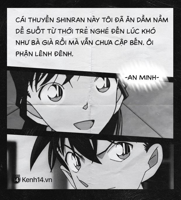 Fan của cặp Shinichi và Ran suốt 23 năm: Chúng ta đã quá kiên nhẫn trong một cuộc tình mà mình không phải vai chính! - Ảnh 13.