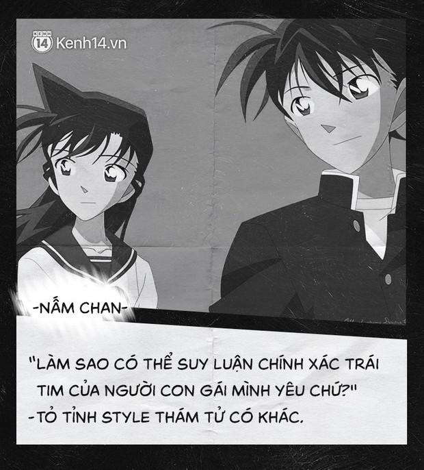 Fan của cặp Shinichi và Ran suốt 23 năm: Chúng ta đã quá kiên nhẫn trong một cuộc tình mà mình không phải vai chính! - Ảnh 7.