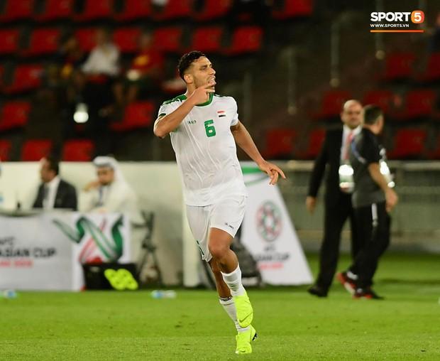 HLV Iraq chê học trò chơi tồi, thừa nhận cần may mắn để giành chiến thắng trước Việt Nam - Ảnh 1.