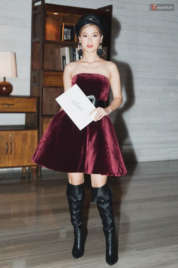 Spotlight thảm đỏ của NTK Lý Quí Khánh: Khi Hòa Minzy trông còn Hoa hậu hơn cả Hoa hậu Tiểu Vy - Ảnh 8.