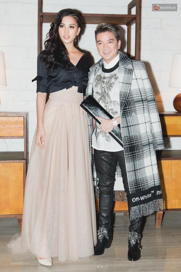 Spotlight thảm đỏ của NTK Lý Quí Khánh: Khi Hòa Minzy trông còn Hoa hậu hơn cả Hoa hậu Tiểu Vy - Ảnh 2.