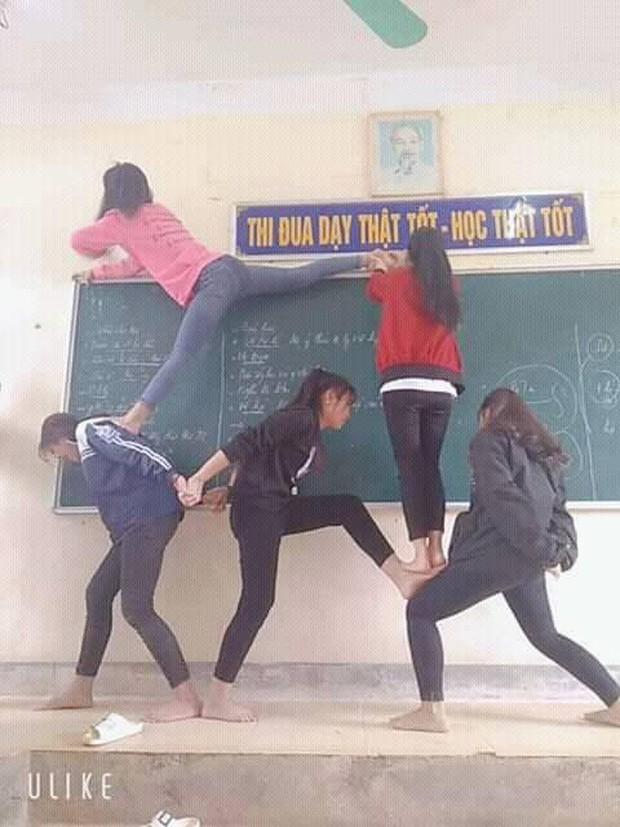 Xuất hiện thử thách chụp ảnh mới khiến đông đảo học sinh chịu thua, nhìn ngầu đấy nhưng rất nguy hiểm! - Ảnh 6.
