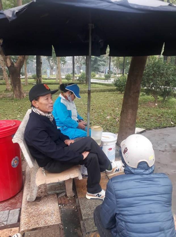 Vụ cô gái tử vong trong công viên ở Hà Nội: Thi thể có nhiều vết bầm tím - Ảnh 2.