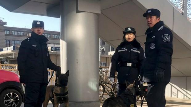 Bắc Kinh: 20 học sinh tiểu học bị tấn công bằng dao - Ảnh 1.
