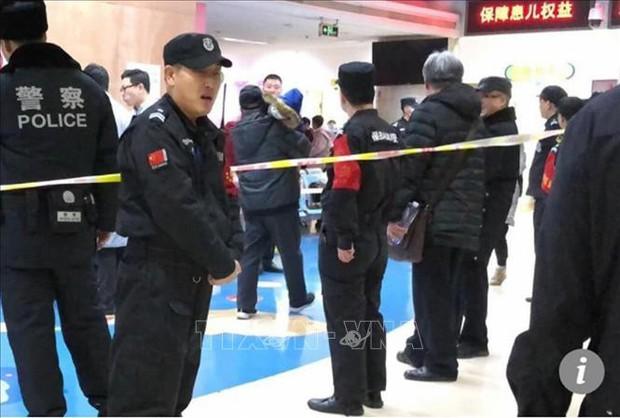 Hung thủ dùng búa tấn công học sinh tiểu học tại Bắc Kinh do oán giận - Ảnh 1.