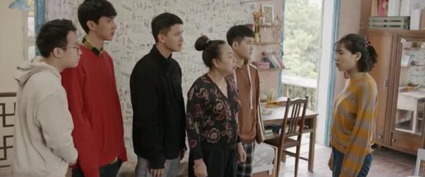 Huỳnh Anh nói về tình yêu đầy chí lí trong Chạy Trốn Thanh Xuân tập 13 - Ảnh 7.