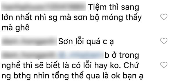 Diệp Lâm Anh vui vì thoát kiếp móng tay dùi cui điện, netizen lại chê không thương tiếc - Ảnh 4.