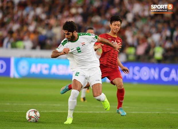 Báo châu Á chấm điểm Iraq 3-2 Việt Nam: Văn Lâm nhận điểm thấp nhất, Công Phượng sáng không ai bằng - Ảnh 9.