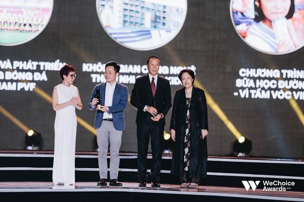 WeChoice Awards 2018 vinh danh 3 dự án CSR có đóng góp tích cực đến xã hội, đời sống người dân trong năm qua - Ảnh 3.
