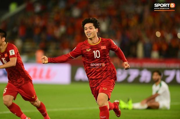 Báo châu Á chấm điểm Iraq 3-2 Việt Nam: Văn Lâm nhận điểm thấp nhất, Công Phượng sáng không ai bằng - Ảnh 11.