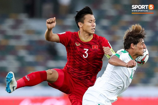Báo châu Á chấm điểm Iraq 3-2 Việt Nam: Văn Lâm nhận điểm thấp nhất, Công Phượng sáng không ai bằng - Ảnh 3.