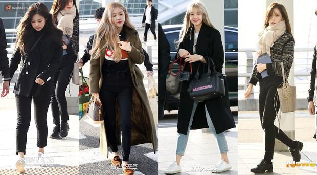 """Diện """"áo đôi"""" với Jennie theo 1 cách khác mà vẫn đẹp ngang ngửa, Jisoo quả xứng danh """"đỉnh cao Visual"""" - Ảnh 1."""