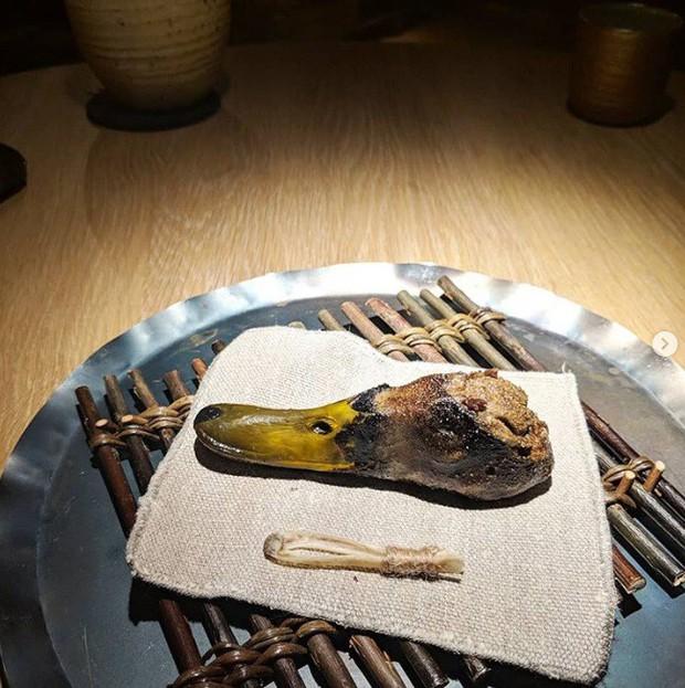 Hết hồn với xu hướng fine dining 2019: phục vụ các loại chim nguyên con chưa vặt cả lông - Ảnh 5.