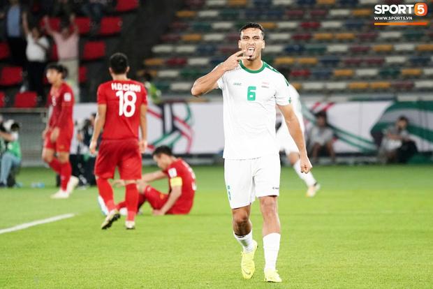 Lý giải động tác ăn mừng lạ kỳ của sao Iraq khi ghi bàn vào lưới Việt Nam - Ảnh 5.
