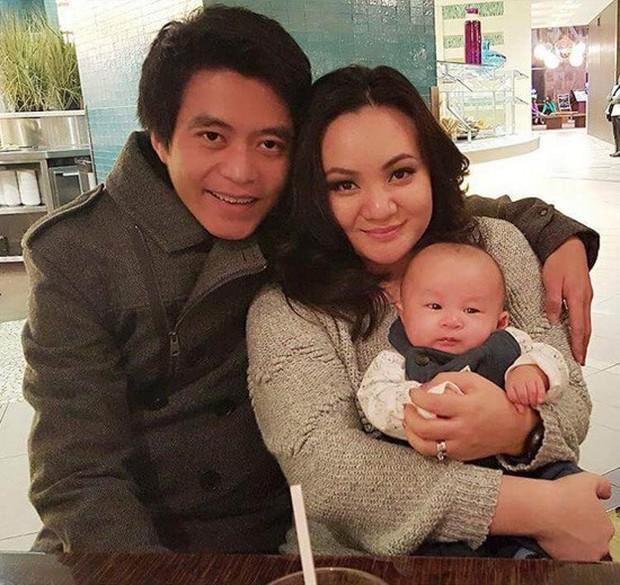 Xuân Mai Cò bé đình đám một thời đã sinh con thứ 3 tại Mỹ - Ảnh 3.