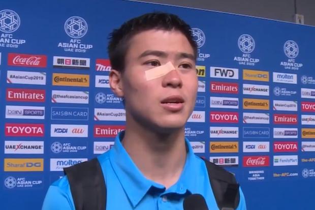 Lâm tây khẳng định đã thi đấu hết sức, Mạnh gắt hứa khắc phục sai lầm sau trận thua Iraq - Ảnh 2.