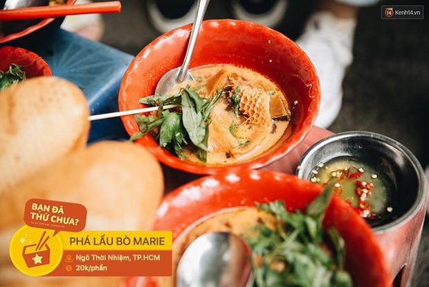 Điểm danh những món ăn nổi tiếng dưới 30k gắn liền với các địa điểm ở Sài Gòn - Ảnh 2.