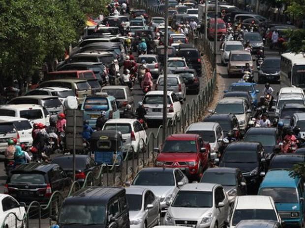 Indonesia thiệt hại 4,7 tỷ USD mỗi năm do tắc đường ở khu vực Jakarta - Ảnh 1.